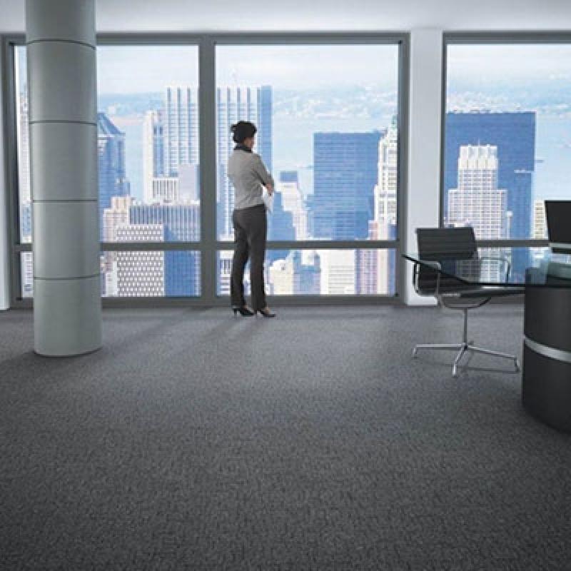 Carpete de Rolo para Banco Parque Novo Mundo - Carpete Rolo