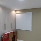colocação de cortina para sala de rolo Vila Leopoldina