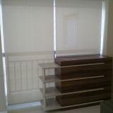 colocação de cortina para sala tipo rolo Região Central