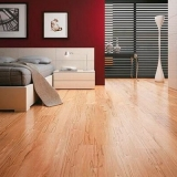 colocação de piso de madeira laminado Água Branca