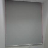 cortina para sala tipo rolo Carandiru