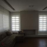 cortina rolo para sala Barra Funda