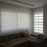 cortina de rolo para sala