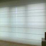 empresa que faz cortina persiana romana quarto Água Branca