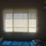 empresa que faz cortina romana para quarto infantil Pinheiros