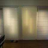 instalação de cortina de rolo para sala Vila Nivi