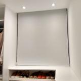 instalação de cortinas para sala rolo Pompéia