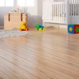 laminado de madeira piso Moema