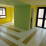 onde encontrar piso vinílico Vila Romana