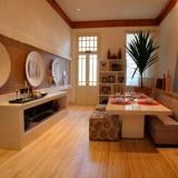 piso laminado em madeira Água Branca