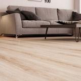 piso laminado imitando madeira Parque Novo Mundo