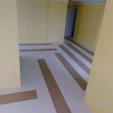 piso vinílico Limão