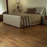 piso laminado de madeira
