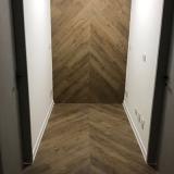 pisos vinílico imitando madeira Tremembé